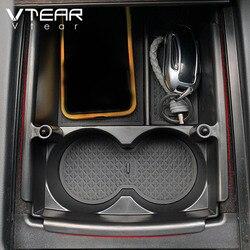 Vtear Voor Tesla Model X S Opbergdoos Auto Middenarmsteun Container Houder Interieur Auto-Styling Accessoires Decoratie Onderdelen