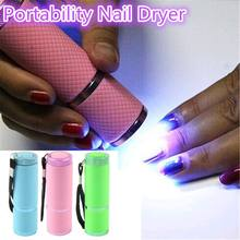 1 Pc Uv Zaklamp 9 Led Ultra Violet Torch Light Lamp Voor Epoxy Uv Hars Cure Adhesive Glue Led Zaklamp valuta Detector
