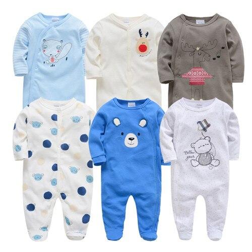 2019-6pcs-lot-Cotton-Baby-Boy-Girl-Romper-Long-Sleeve-Cute-Cartoon-Newborn-Baby-Girl-Clothes(17)