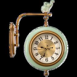 Cerâmica relógio de parede luxo silencioso design moderno criativo grande relógio de parede sala reloj pared grande decoração para casa relógios oo50wc