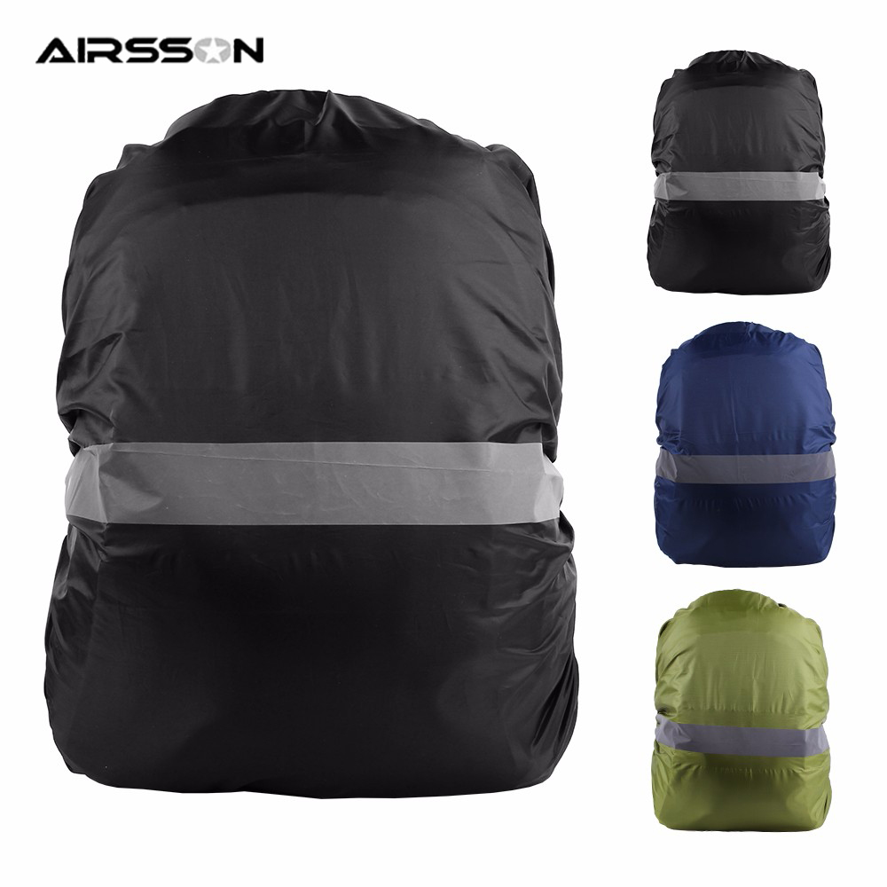 Waterproof Sports Backpack Rain Cover Reflective Rainproof Covers For Hunting Travel Dust Raincover Military Bag Protective Case