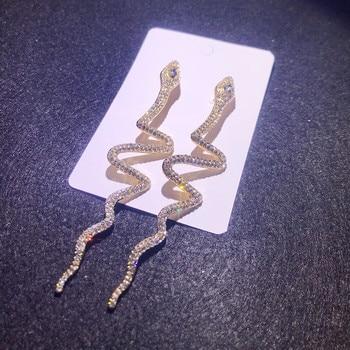 Snake Earrings For Women