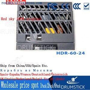 Image 4 - Ổn Định Có Nghĩa Là Cũng HDR 60 24 24V 2.5A MEANWELL HDR 60 60W Đĩa Đơn Đầu Ra Công Nghiệp DIN Đường Sắt Nguồn Điện Cung Cấp [[Hot6 ]]