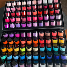 Nail-Art Builder-Dipping-Powder Professional Carving-Decoration Manicure 3D Gel for 90-Bottle/Lot
