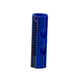 Image 4 - 5PCS di Carbonio Rinforzata Pistone di Plastica Acciaio Pieno 14 Scaletta Dente per Airsoft AEG Gel Blaster AK M4 Ver2/ 3 G36 Pistole ad Aria Cambio