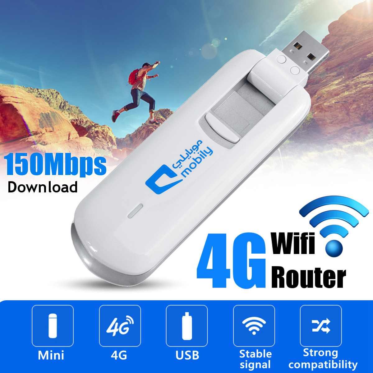 4G Wifi Router Mini Router 3G 4G Lte Wireless Portable Pocket Wi Fi Mobile Hotspot Car Wi-fi Router