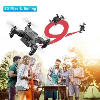 New Mini Drone V2 1080P HD Camera WiFi Fpv Air Pressure Altitude Hold Foldable Quadcopter RC Drone Kid Toy GIft 4