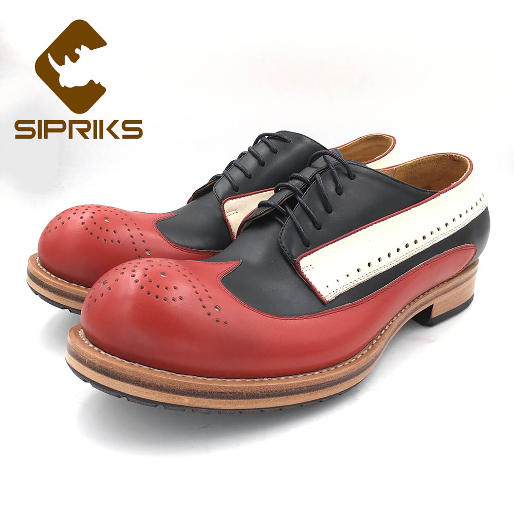 Sipriks Luxury France Black White Red