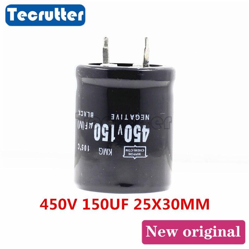150uf 50v Radial Electrolytic Capacitor 50v150uf 10pcs-