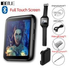 Mp3-Player Bluetooth Benjie K1 Clip Fm-Radio-Recorder E-Book Audio Full-Touch-Screen
