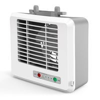Portable USB Mini Air Conditioner Cooler Fan Desktop Space Cooler Summer Conditioner Personal Space Air Cooling Fan|Fans|   -