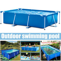 Marco de piscina inflable para niños y adultos, conjunto fácil para patios de casa