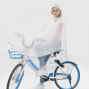 Безопасный светоотражающий плащ для велосипеда, дождевик, пончо с капюшоном, ветрозащитная дождевик, мобильная велосипедная накидка, использовать в снежную погоду