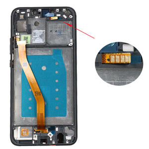 Image 4 - Original For Huawei Nova 3i LCD Display Huawei P Smart Plus LCD Touch Screen With Frame P Smart + Plus Display INE LX1r INE LX2