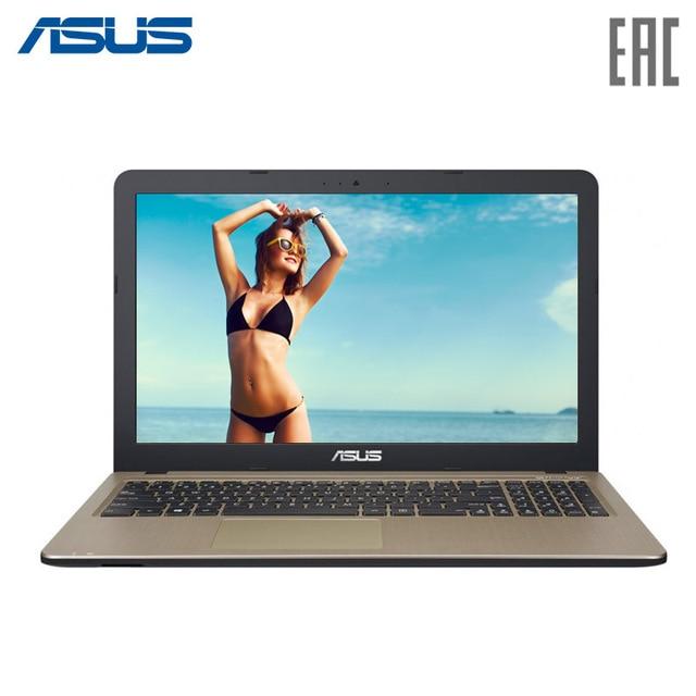"Ноутбук ASUS X540YA-XO047D 15,6""/E1-7010/2Гб/500Гб/noODD/Radeon R2/DOS/Коричневый (90NB0CN1-M00660)"