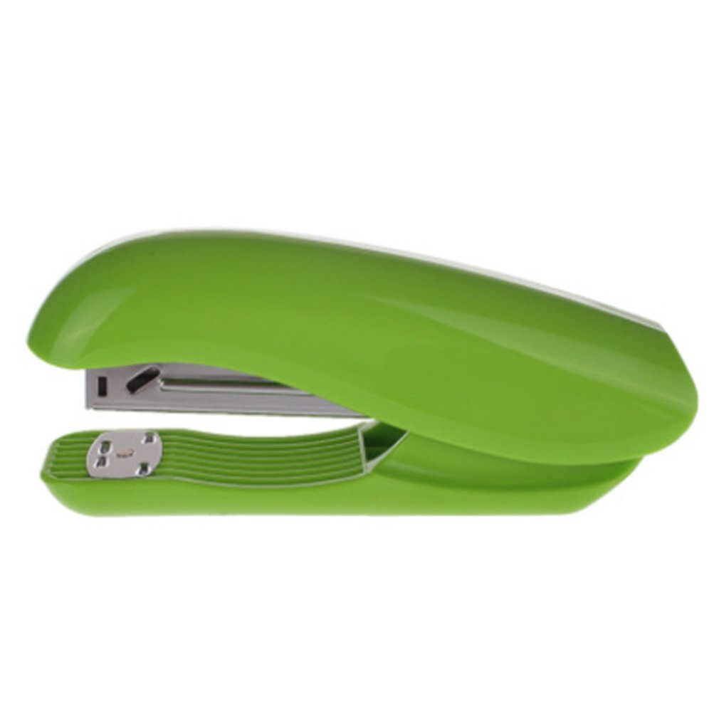Mini Dolphin Shape Plastic Metal Stapler Office Stapler Without Staples For Paper Binding School Office Accessories 4 Colors