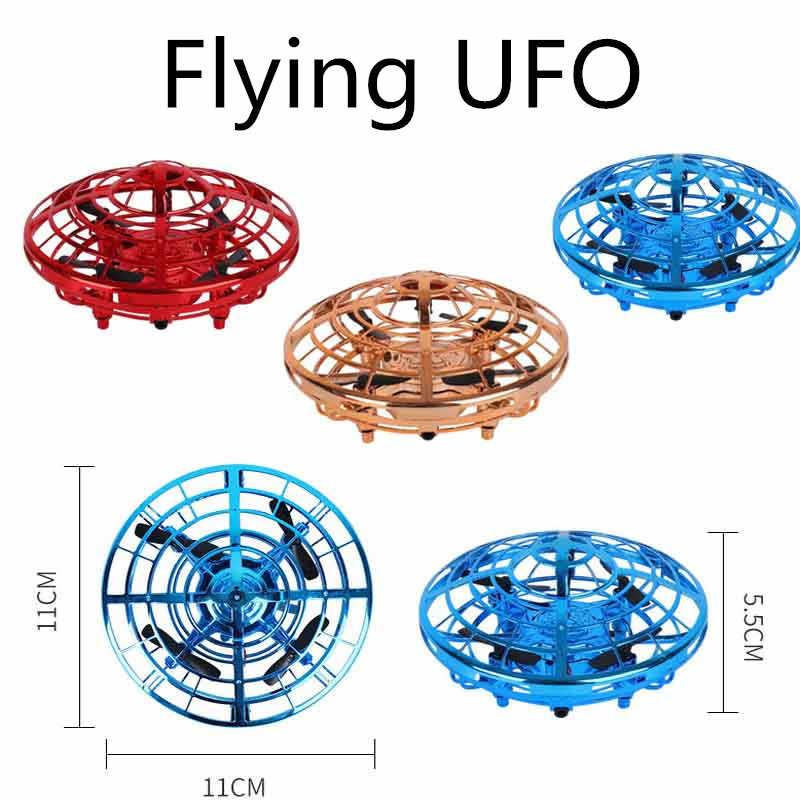 Hot Flying Helicopter Mini UFO Drone Upgrade Infrarood Inductie Afstandsbediening Vliegtuigen Elektronische Model Speelgoed Kind verjaardagscadeau