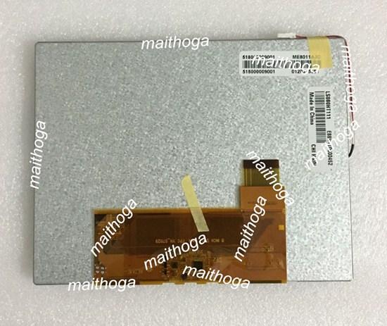 8,0 дюймов TFT ЖК-дисплей Экран LS080HT111 SVGA 800(RGB)* 600