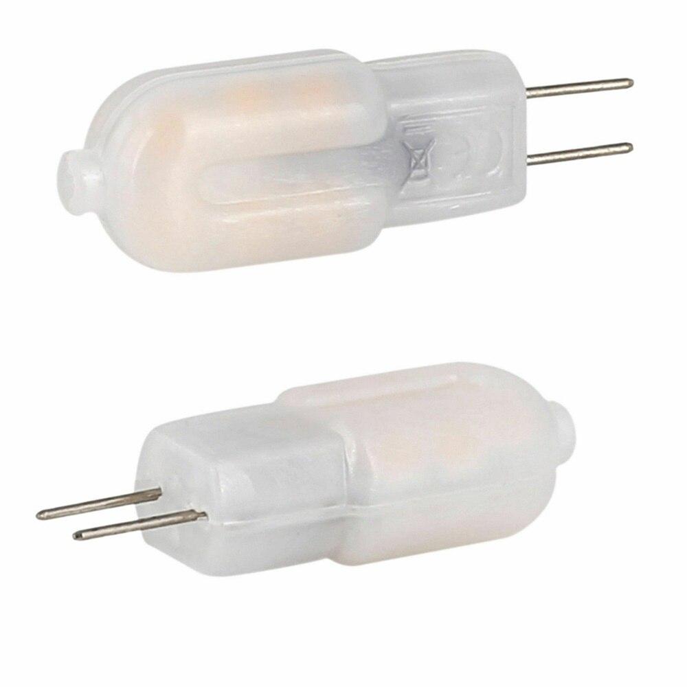 Mini G4 LED Lamp 2W 12LEDs SMD 2835 AC/DC 12V Bulb Light Replace 10W Halogen Lamp 220V For Chandeliers Lights Warm White Lights