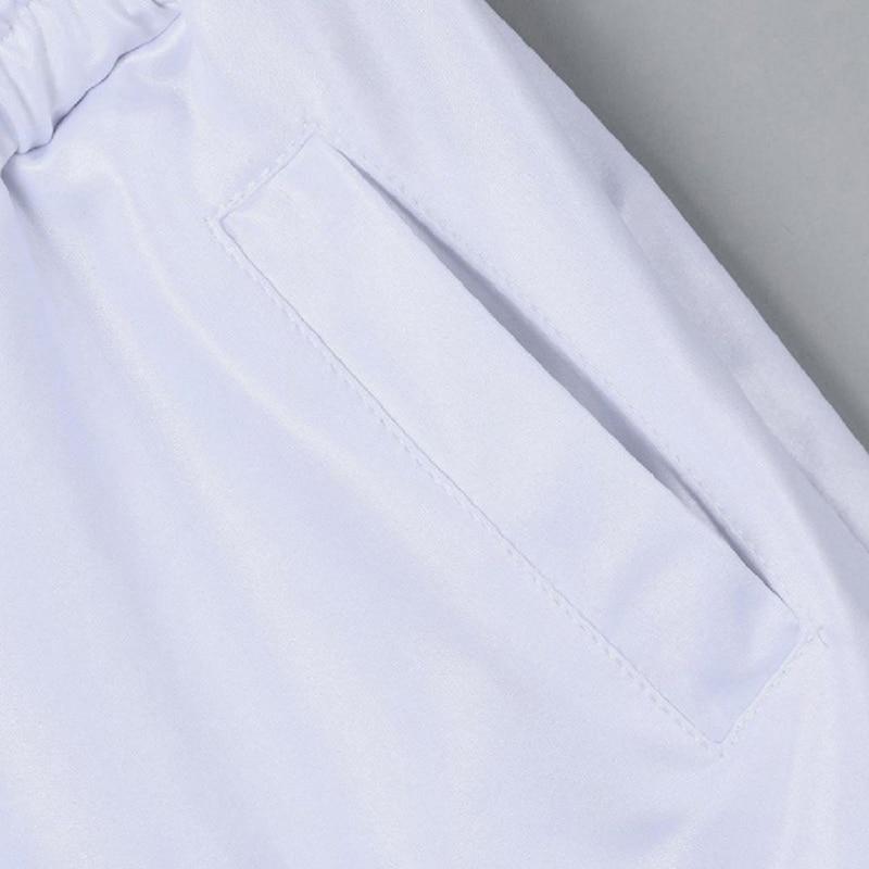 fitness magro ajuste shorts para o verão n66