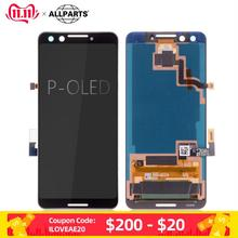 ЖК-дисплей для htc Google Pixel 3, ЖК-дисплей для Google Pixel 3, ЖК-дисплей, сенсорный экран Pixel3, запасные части
