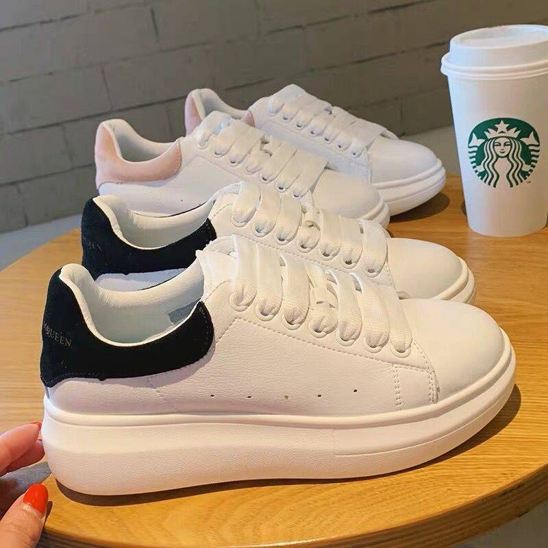 2019 Women Shoes Flat Platform Shoes Women Breathable Casual Wedges Sneakers Women Shoes Woman  Zapatos De Mujer Ladies Shoes