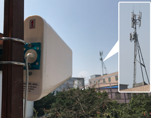 Image 5 - 12dBi Big Gain 698~2700mhz Cell Phone Signal Booster Antenna GSM 3G 4G LTE Log Periodic External Outside Antenna For Repeater