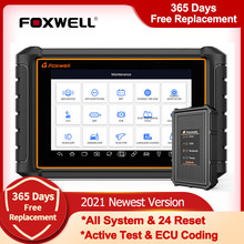 Foxwell GT65 OBD2 Bluetooth Auto Diagnostic Tool Alle Systeem Ecu Codering Actieve Test Automotive Tool Professionele Obd OBD2 Scanner