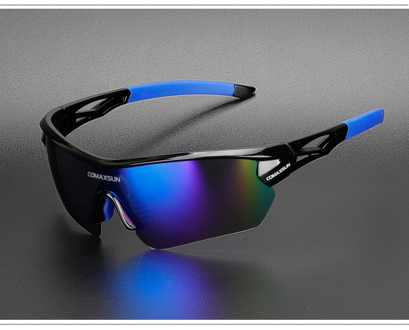 Hf31858d967c44e39b9079e09fd7a5ac0N COMAXSUN Professional Polarized Cycling Glasses Bike Goggles Outdoor Sports Bicycle Sunglasses UV 400 With 5 Lens TR90 2 Style