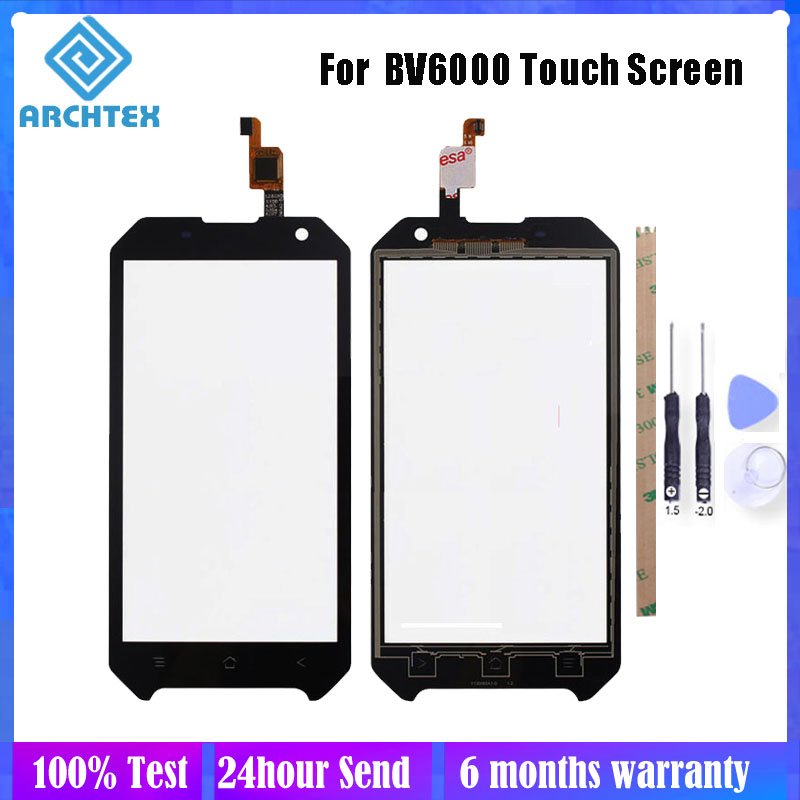 4.7 inch For <font><b>Blackview</b></font> <font><b>BV6000</b></font> Touch Screen Panel Perfect Repair <font><b>Parts</b></font> Glass With Digitizer Sensor Replacement Tools image