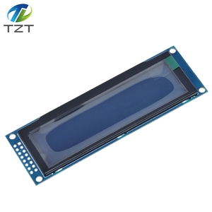 """Image 5 - TZT Real OLED Display  3.12"""" 256*64 25664 Dots Graphic LCD Module Display Screen LCM Screen SSD1322 Controller Support SPI"""