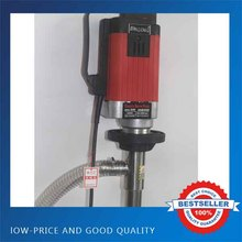 8000CPS Big Viscosity 220V Electric Oil Pump 2mm hold dia zahn dip type viscosity cup 1 very precise ink viscosity cup