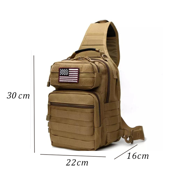 2018 New Outlife Hotsale 800D Military Tactical Backpack Shoulder Camping Hiking Camouflage Bag Hunting Backpack Utility 4