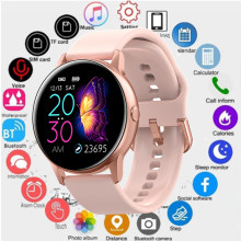 2019 Smart Horloge Mannen IP68 Waterdicht Hartslag Bloeddruk Bluetooth DT88 Smartwatch Vrouwen Fitness Tracker Sport Polsband(China)