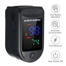 Oxímetro de pulso dedo mini spo2 monitor de saturação de oxigênio monitor medidor de medição de taxa de pulso dispositivo 5S leitura rápida & cordão