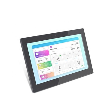 high quality 15.6 inch capacitive touch screen all in one PC android IPS wall mount tablet PC with DC power