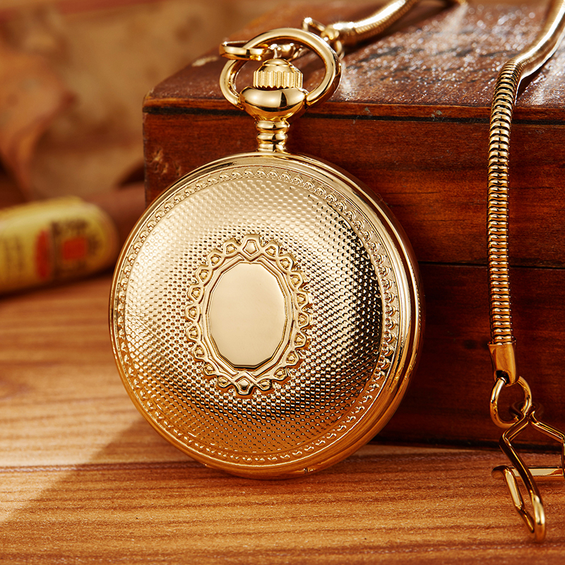 Do Ouro do vintage Relógio de Bolso