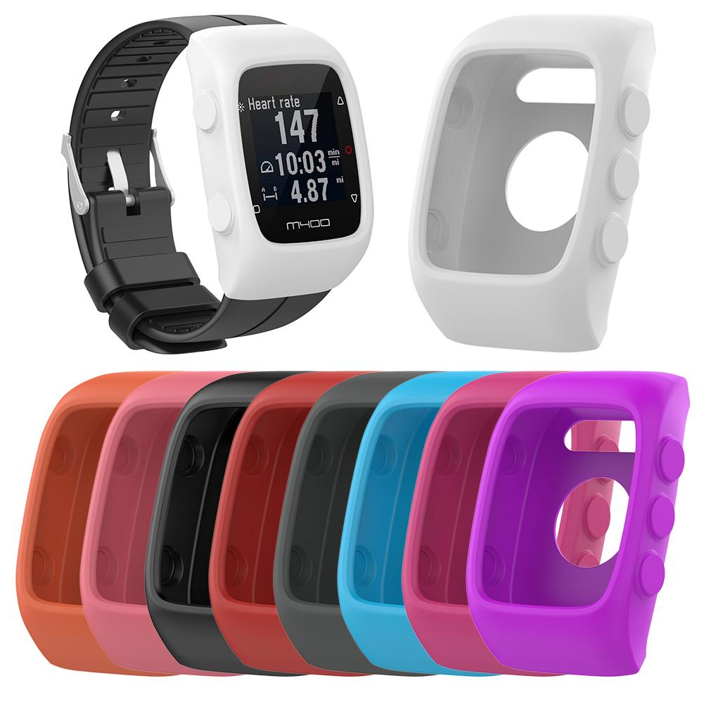 Hight Quality Smart Watch Universal Silicone Protect Case For POLAR M400 M430