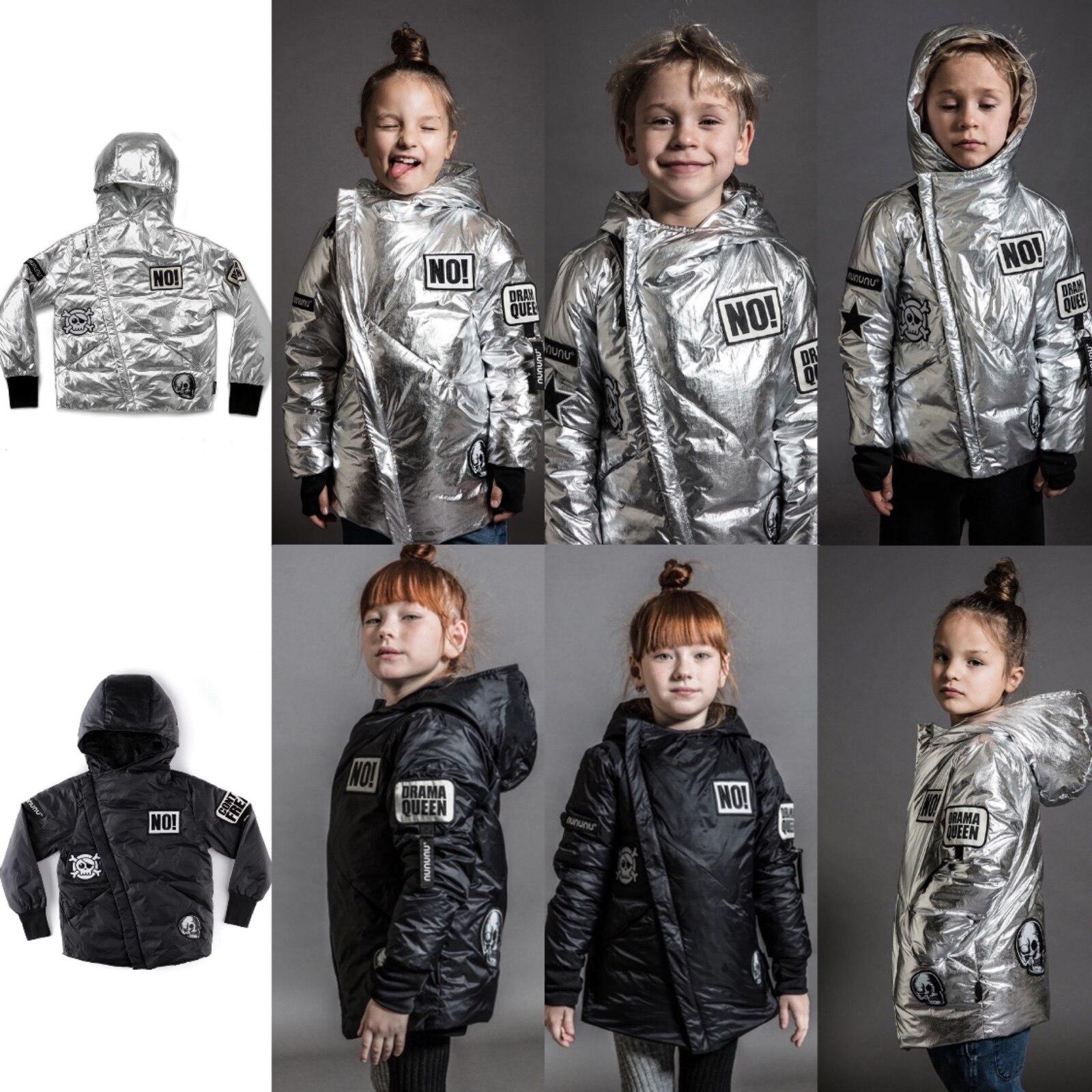 Thanksgiving enfants manteau avec capuche manteau d'hiver pour enfants bébé fille vêtements enfants doudoune enfant en bas âge fille manteau d'hiver