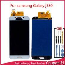 100% Tested LCD Display Samsung Galaxy J530 Lcd Touch Screen Assembly For Samsung Galaxy J530 J530F J530FM SM-J530F J5 Pro 2017