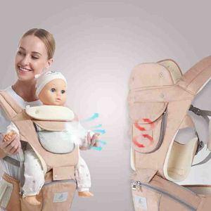 Image 4 - Gabesy מנשא ארגונומי תרמיל Hipseat ליילוד ולמנוע o סוג רגליים קלע תינוק קנגורו