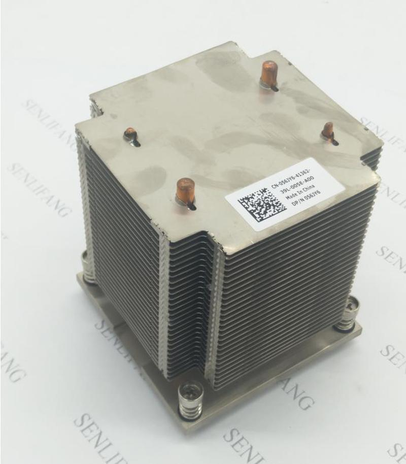 056JY6 56JY6 Heatsink FOR Dell PowerEdge T620 056JY6