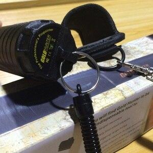 Image 3 - 6 ピース/ロットゴールドハンター基本 pinpointer ハンドヘルド金属探知地下ゴールド金属探知とベルトホルスター