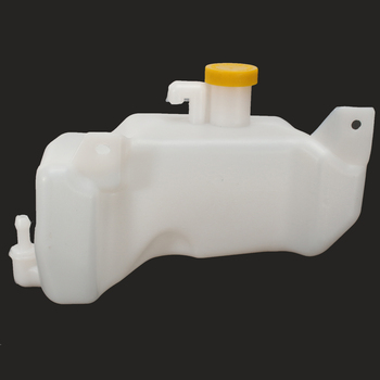 Zbiornik wyrównawczy chłodziwa z pokrywką zbiornik wyrównawczy chłodziwa butelka z pokrywką pokrywa dla NISSAN MICRA K11 wszystkie modele tanie i dobre opinie 1 5L durable plastic 1 x Coolant Expansion Tank With Lid white