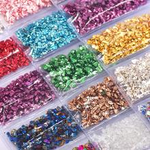 1Set creazione di gioielli riempimenti di stampi pietre di vetro rotte cristallo UV resina epossidica Filler artigianato fai da te decorazioni per unghie cheap Y2E2noa CN (Origine) Mold Fillings