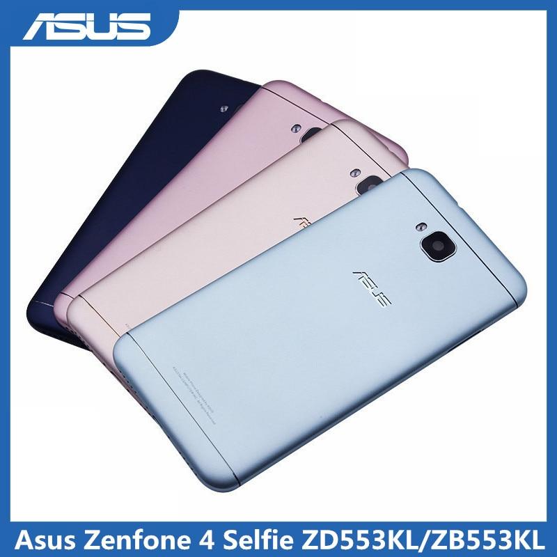 ASUS Battery Housing Cover For Asus Zenfone 4 Selfie ZD553KL ZB553KL Housing Back Door Cover For Zenfone4 ZD553KL ZB553KL