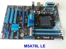 Para ASUS M5A78L LE AM3/AM3 + placa base usada Original(China)