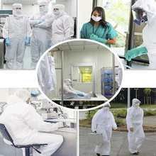 Disposable Dust Spray Suit