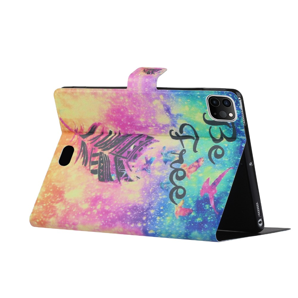Leather Cheap inch PU Case iPad Painted For Pro for 11 Smart 2020 Pro iPad Folio Case