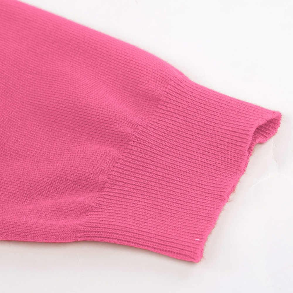 벨 Poque 빈티지 니트 여성 카디건 O 넥 캐주얼 스웨터 짧은 카디건 숙녀 스웨터 새로운 가을 겨울 Outwear